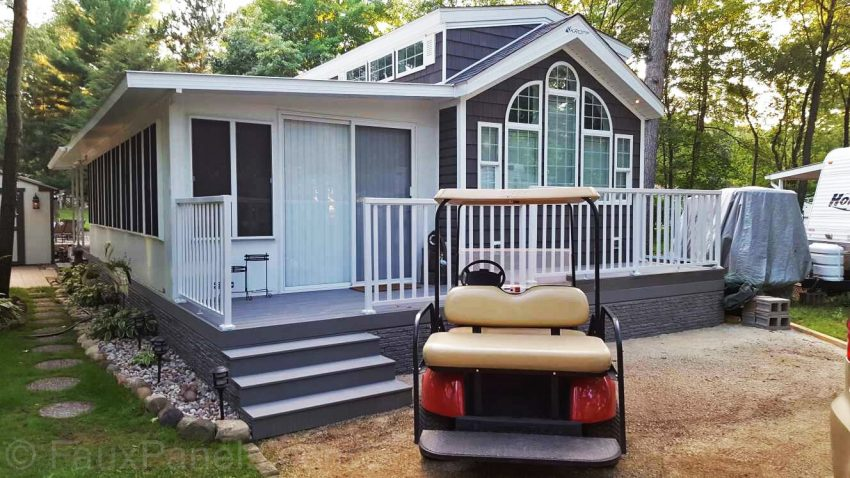 Mobile Home in Perfect Shape