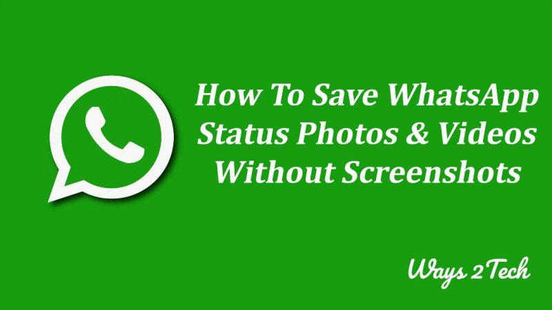 About Whatsapp Status