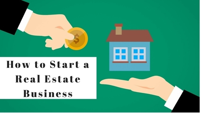 How to start in the Real Estate Business?