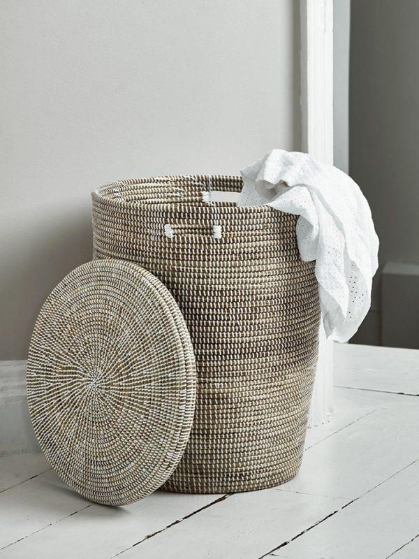 beautiful laundry baskets