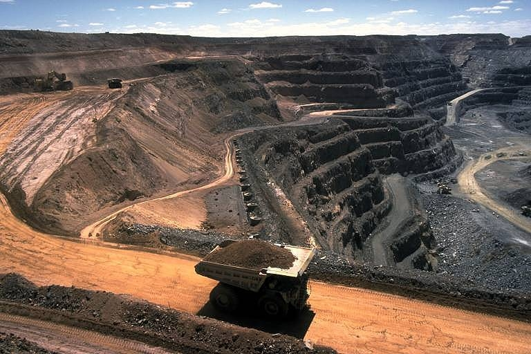 The Metallurgical Mining Area, The Hope of The Sector