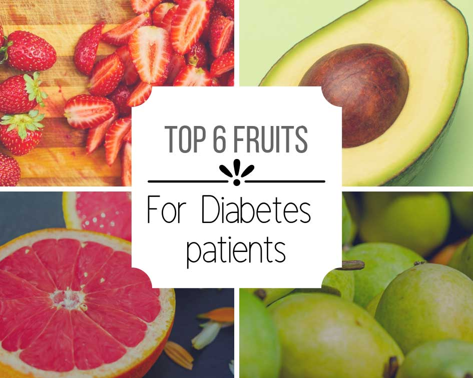 Top 6 Fruits for People with Diabetes
