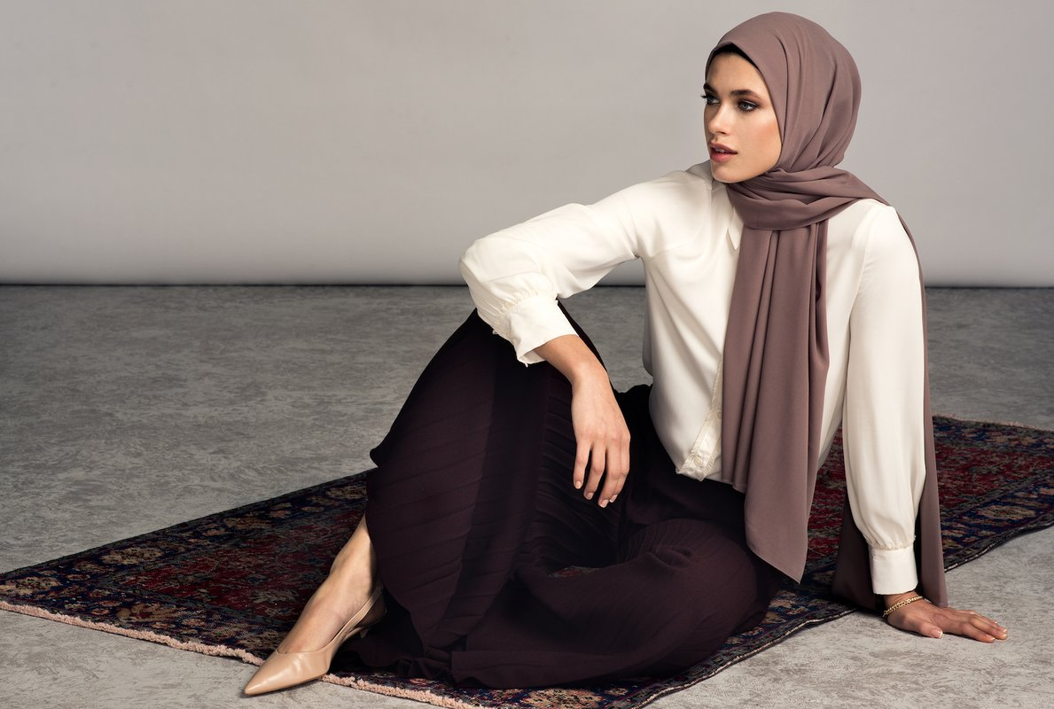 The Hijab is Cloth Worn by Muslim People in Many Countries
