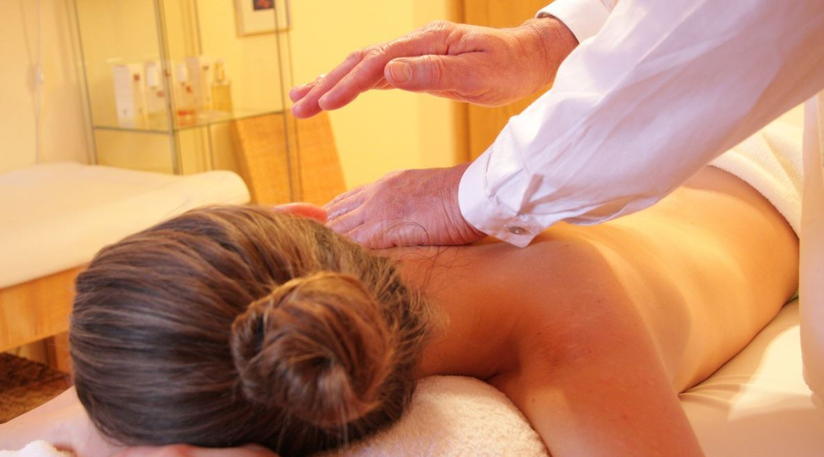 appointment of mobile massage therapy