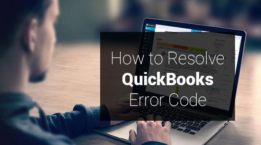 QuickBooks Error code C=1304