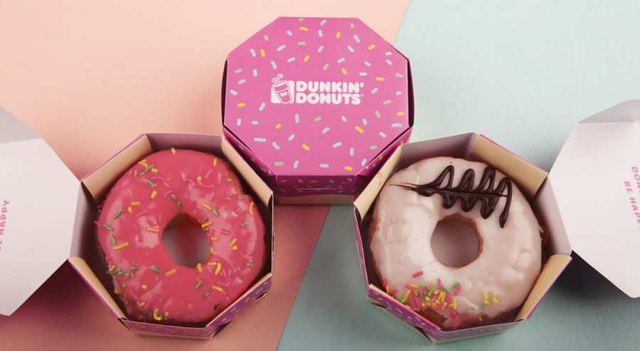 Why Donut Boxes are Pink