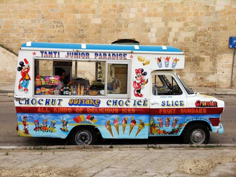How To start An Ice Cream Vending Cart Business?