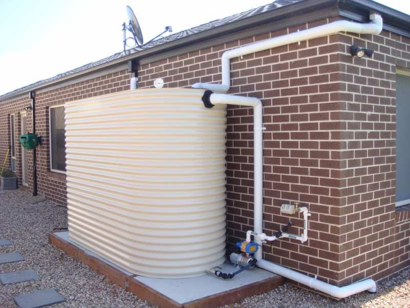 Using Rain Water Tanks For Your Home