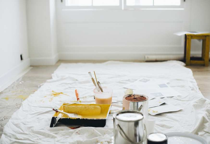 Paint The Whole House Interior