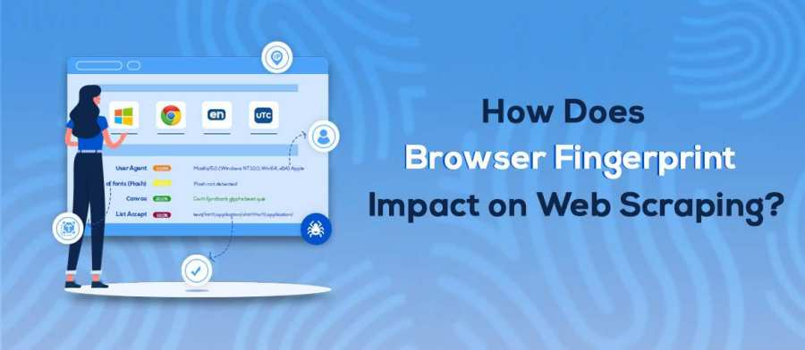 How Does Browser Fingerprint Impact on Web Scraping?