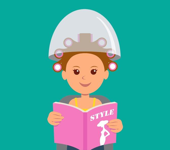 Hair Salon Booking App
