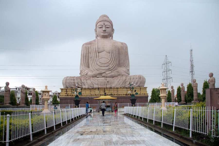 Top 5 Heritage Sites of Buddhism in India