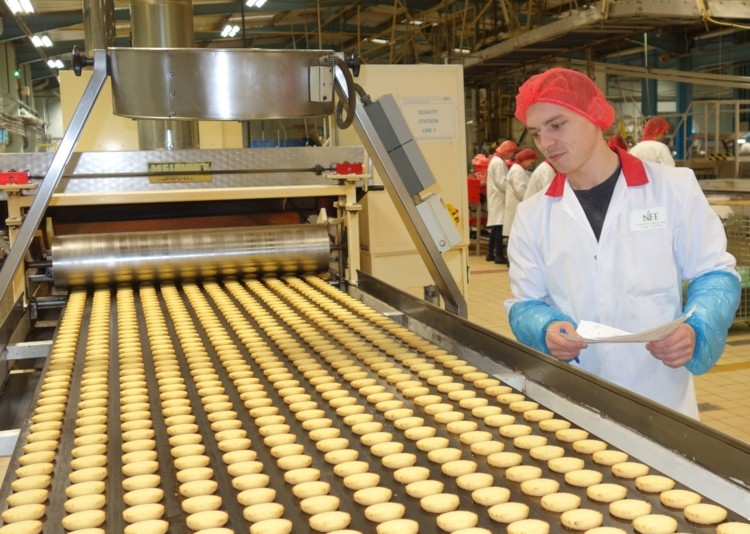 What Is The Manufacturing Process Of Biscuit Production?