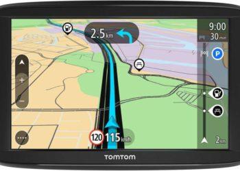 GPS TomTom Maps Update