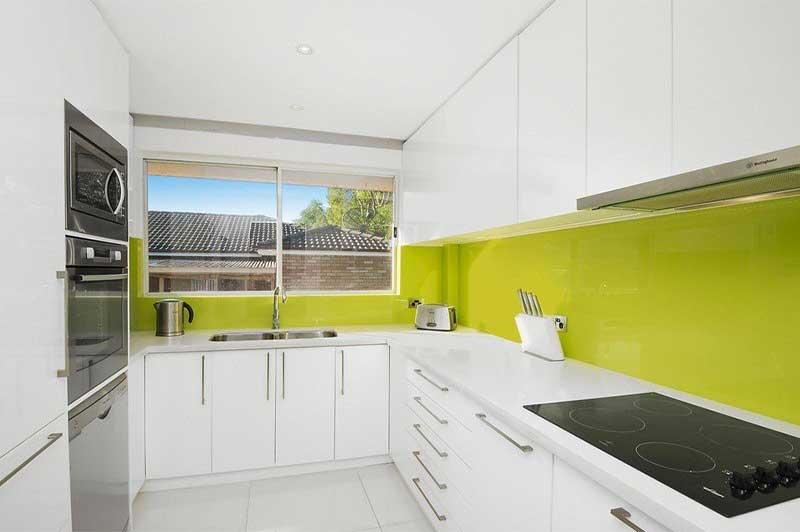 small kitchen design Sydney