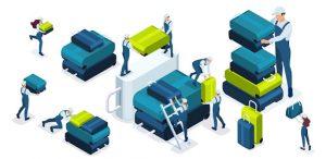 luggage storage sydney central