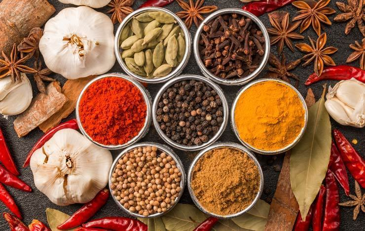 Great Spices Known for Healing Inflammation
