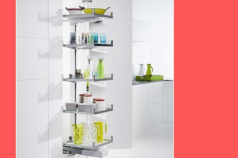 Why Pull-Out Kitchen Pantry Storage is Highly Desirable