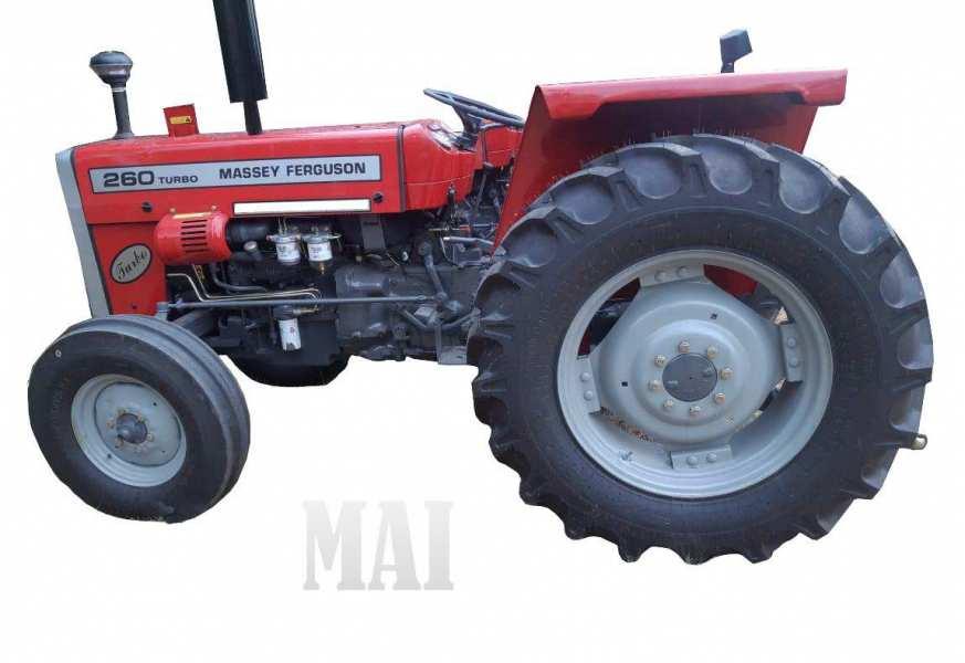 Massey Ferguson Tractors 260