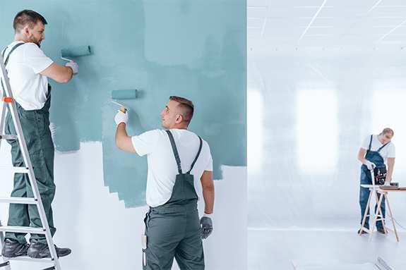 Maximize Your Property Value with Professional Painting Service