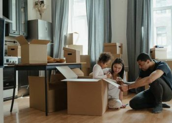How To Handle The Relocation With Kids