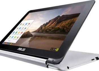 ASUS Chromebook Flip Silver C434TA-AI0041 14″ Full HD Touchscreen Display Convertible Laptop