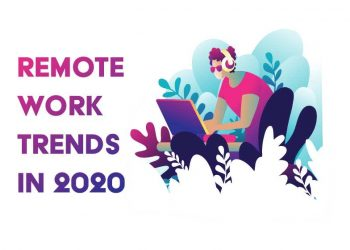 Topmost Remote Work Trends That Matter the Most in 2020