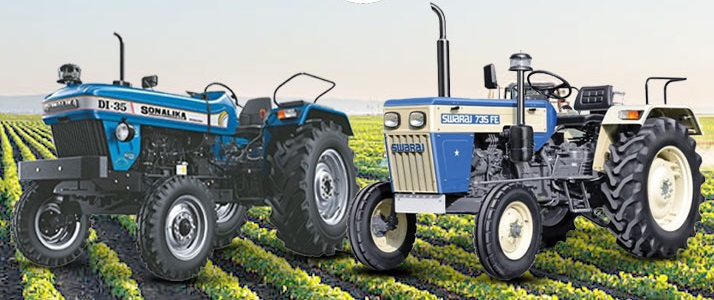 Swaraj Tractor for Orchard Farming - Price and Features