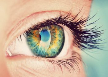 Blinking during Laser Eye Surgery