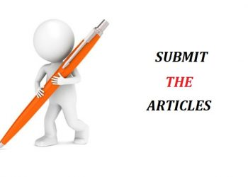 submit the articles