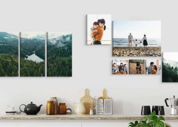 5 Tips to decorate the home with canvas prints