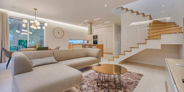 Stylish Interior Space For The Ultimate Luxury