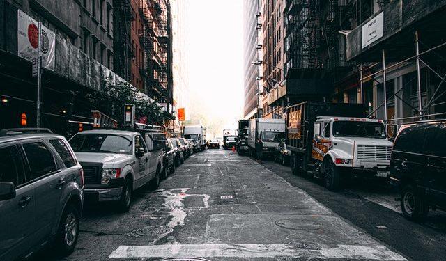 East Village street