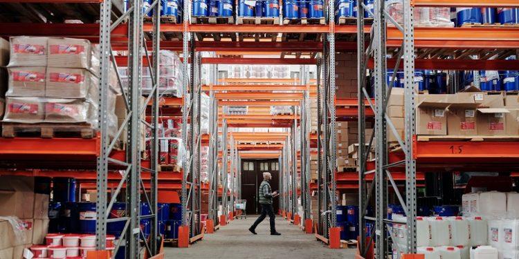 warehouse mezzanine floors Sydney