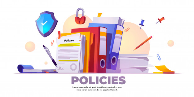 policies of the shopping sites
