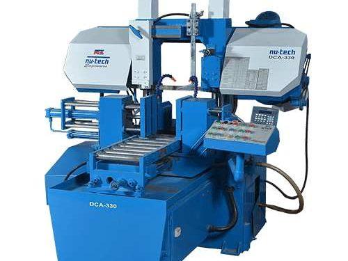 Nutech's Bandsaw Machine