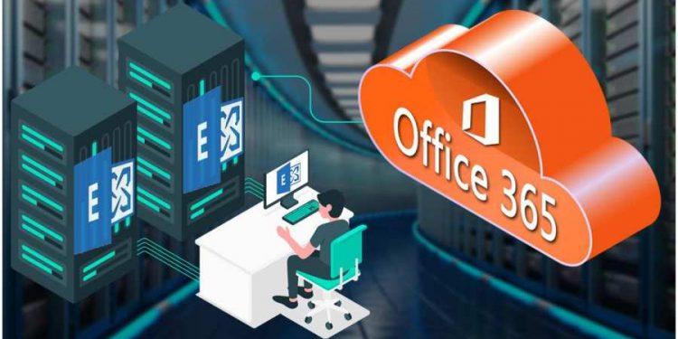 Export Exchange Mailbox to Office 365