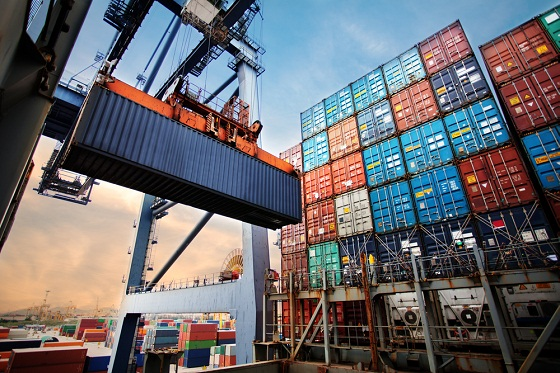 Stranded Containers at Karachi Port