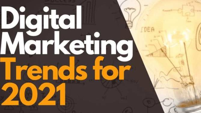 Top Marketing Trends & Predictions for 2021