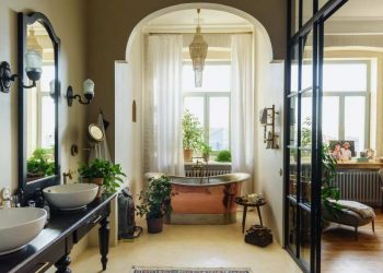 Right Paint Finish For a Durable Bathroom Makeover