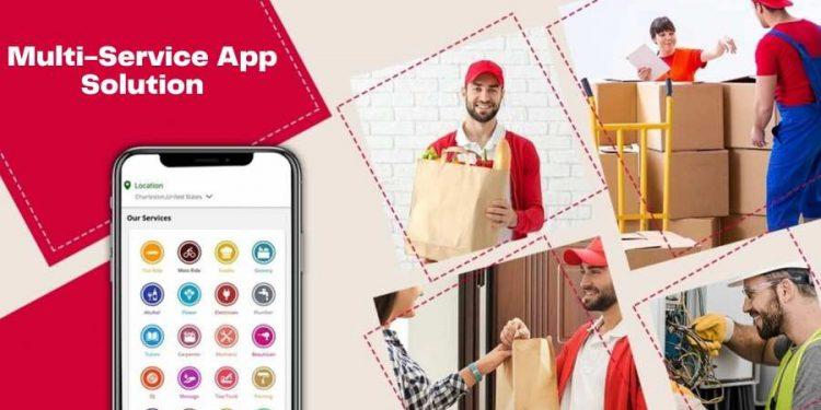 Multifaceted Grab Clone App