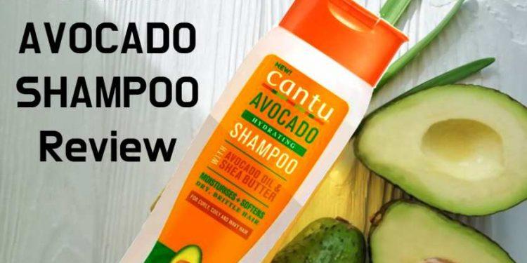Cantu Avocado Shampoo Review
