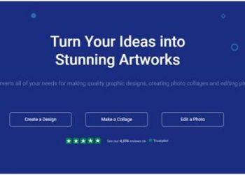 FotoJet: An All-In-One Tool for Designing and Editing Photos