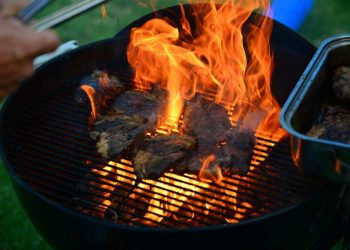Where There is Fire, There is BBQ