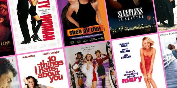 Romantic Comedies for a '90s kid