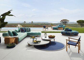 Outdoor Furniture Shopping Design