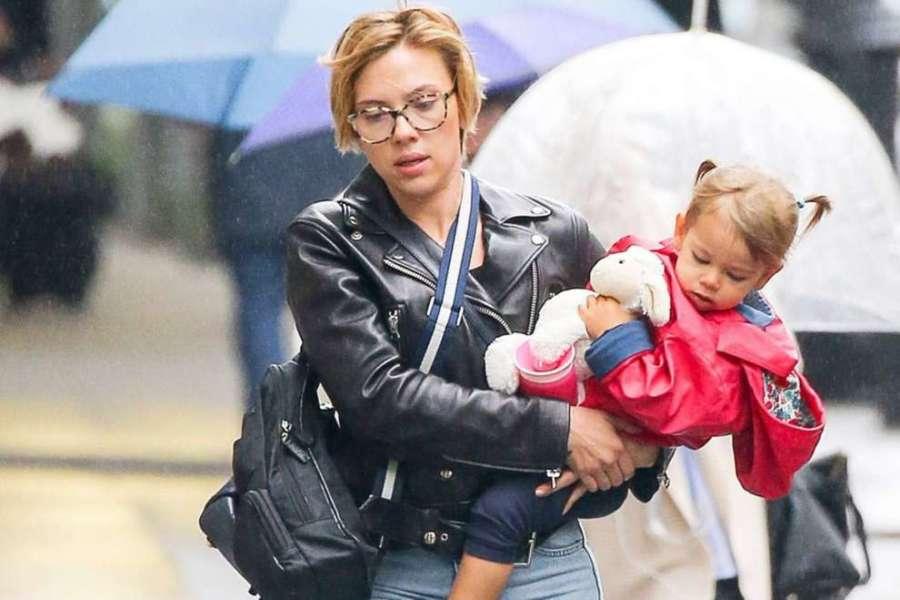 Scarlett Johansson's Lovely Daughter