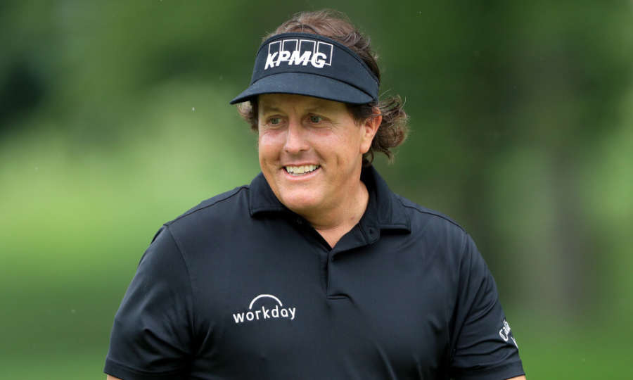 Phil Mickelson Biography