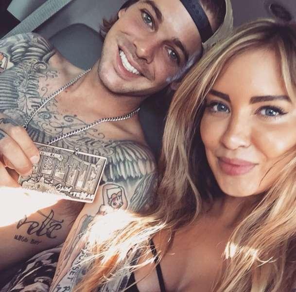 Ryan Sheckler Girlfriend Abigail Baloun