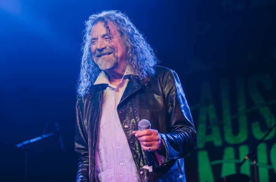 Career of Robert Plant